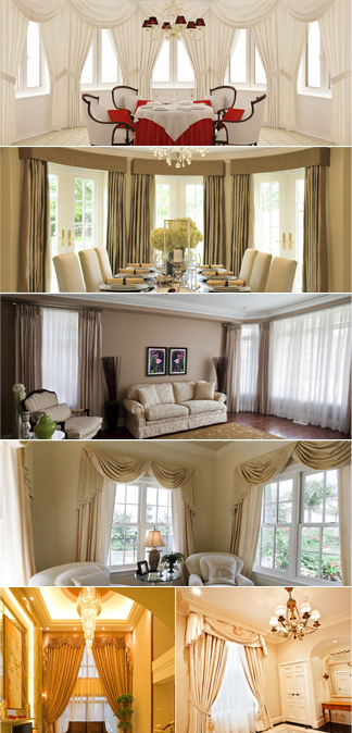 online quote Curtains Drapes Toronto drapery